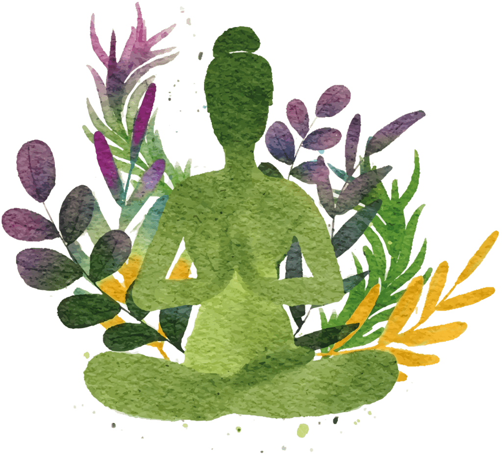icon frau macht yoga