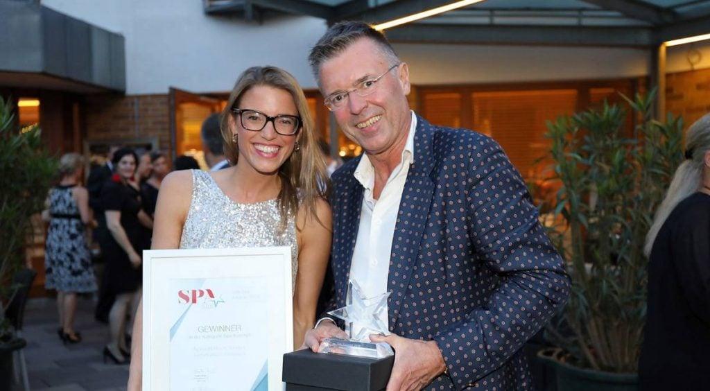 spa star award ayurveda resort sonnhof geschäftsführer