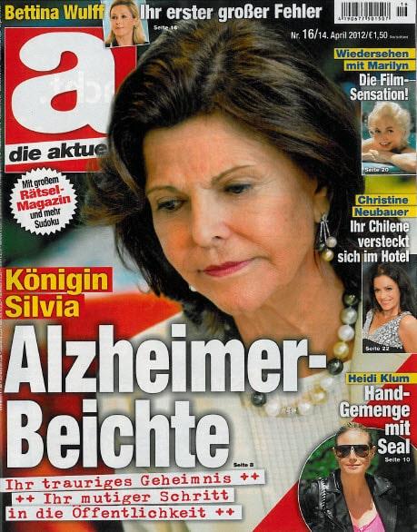 Presse Cover A Magazin