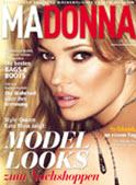 Presse Cover Madonna Magazin