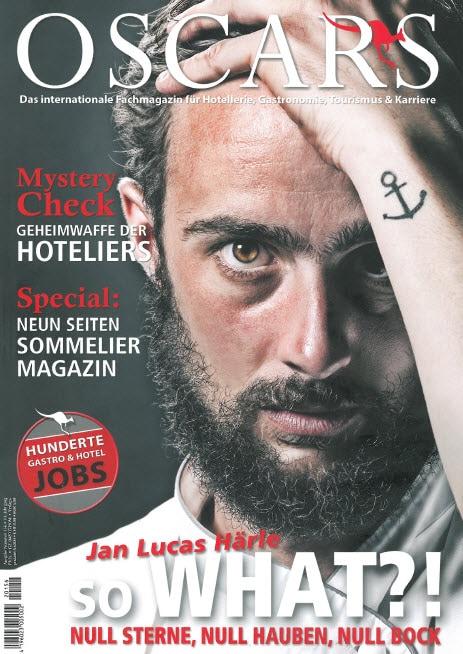 Presse Cover Oscars Magazin