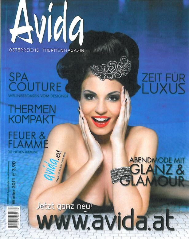 Presse Cover Avida Magazin