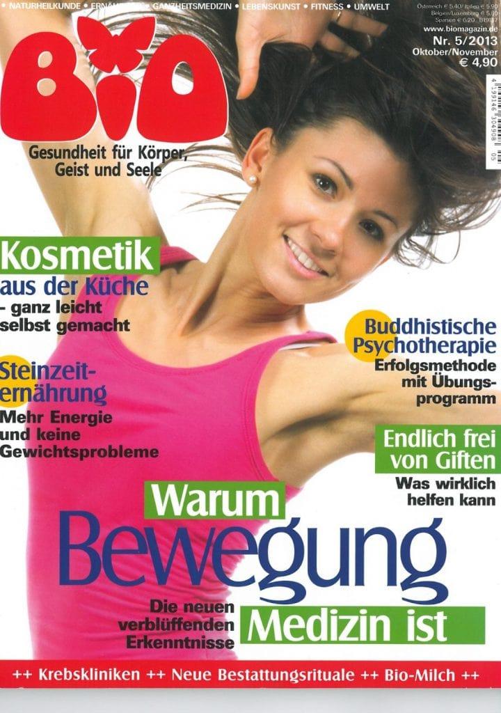 Presse Cover Bio Magazin