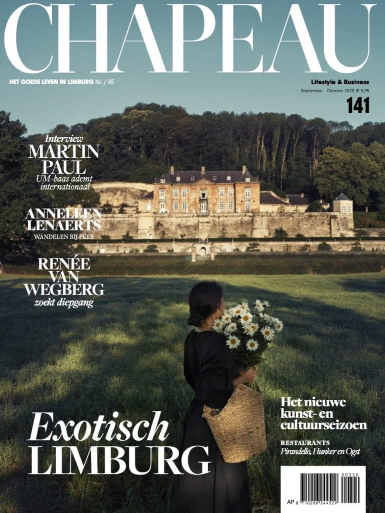 Presse Cover Chapeau Magazin