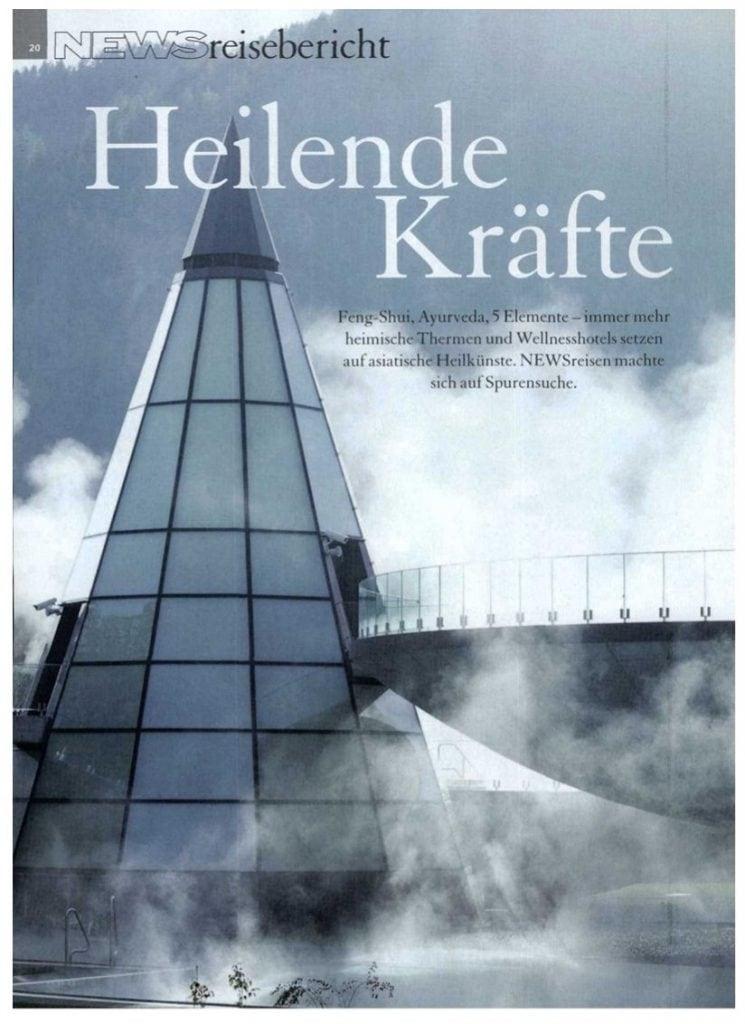 Presse Cover News Reisebericht Magazin