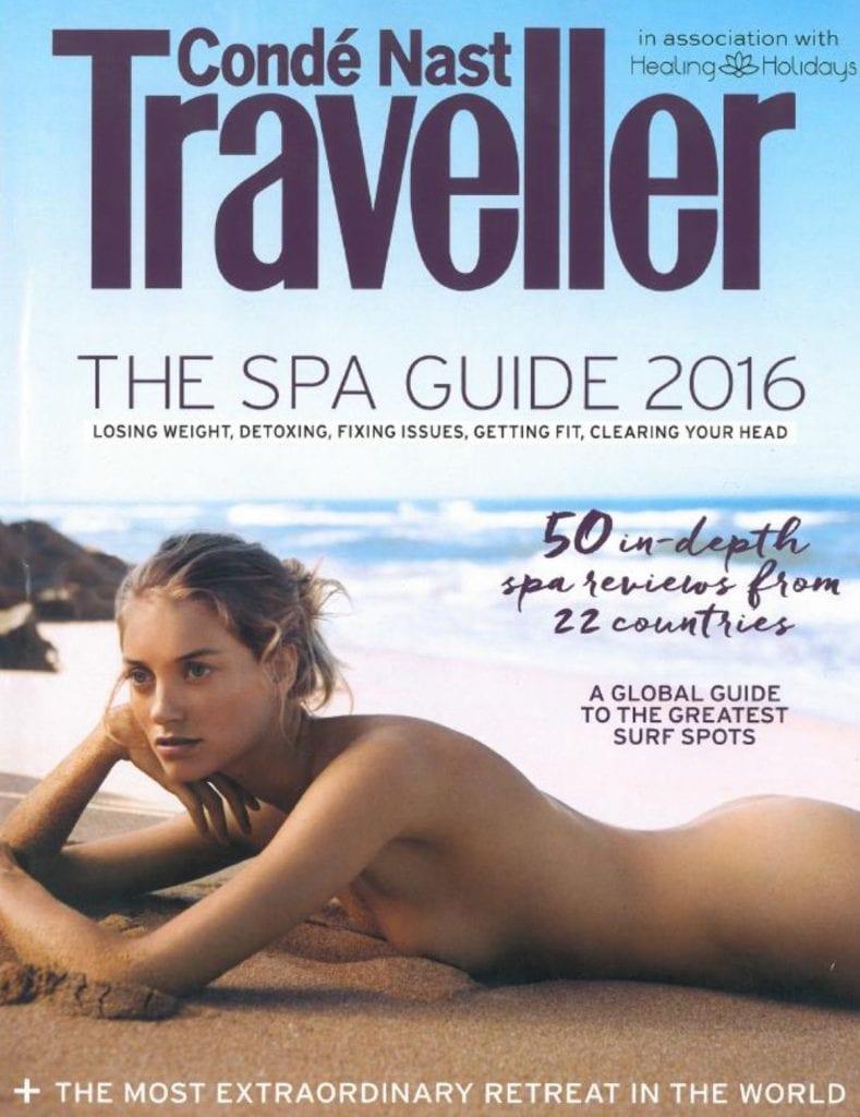 Presse Cover Traveller Magazin
