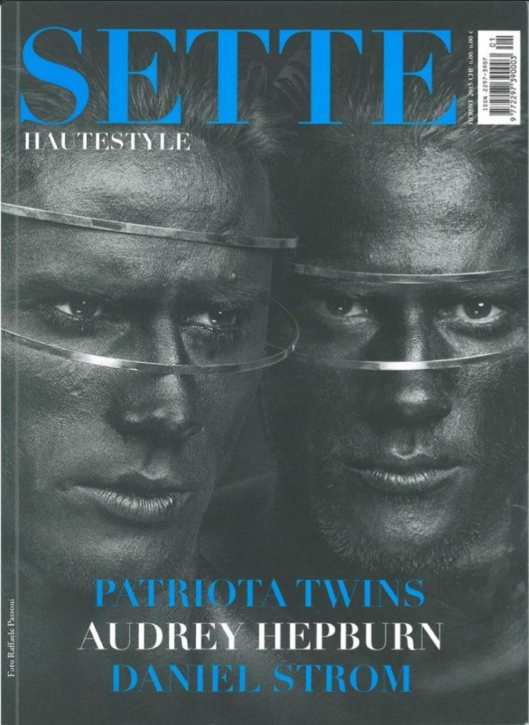 Presse Cover Sette Magazin