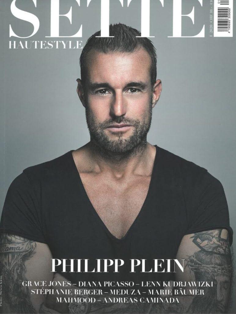 Presse Cover Prestige Magazin