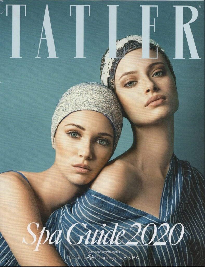 Presse Cover Tatler Magazin